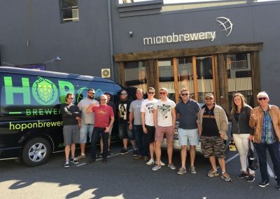 Hop on Brewery Tours 1