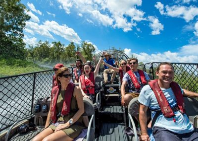 Airboat Fast Ride