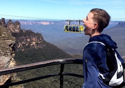 Blue Mountains, Three Sisters and Scenic Skyway
