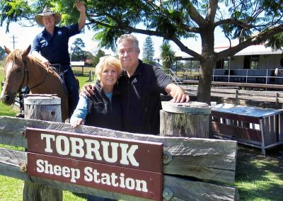 Tobruk Sheep Station