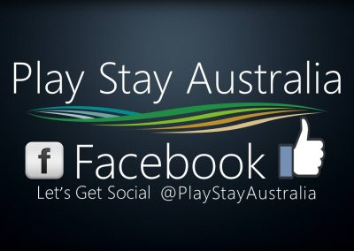 Play Stay Australia Lets Get Social