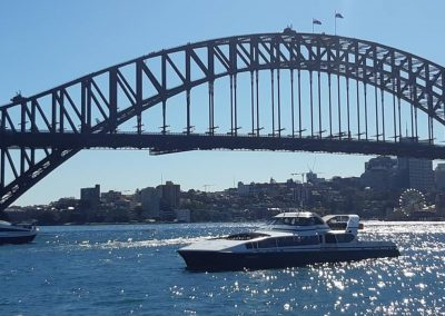 Another Beatuiful Day on Sydney Harbour