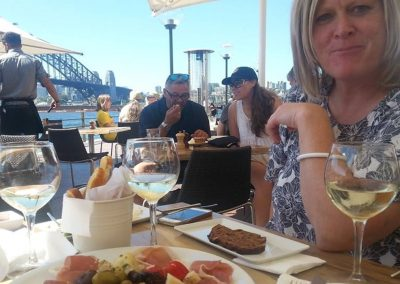 Enjoy Sydney's Delicious Food and Wine