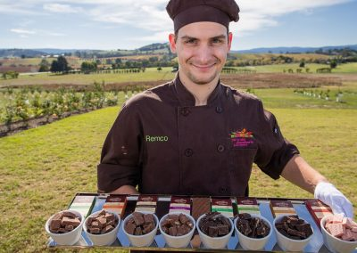 Go West Tours - Yarra Valley Chocolaterie