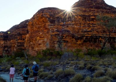 OUTBACK HORIZONS - Behives. Purnululu National Park