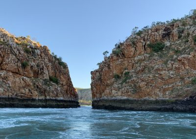 OUTBACK HORIZONS - Horizonal Falls by Boat