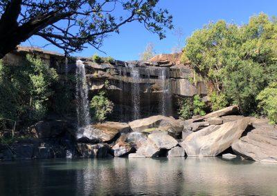 OUTBACK HORIZONS - Little Mertens Falls