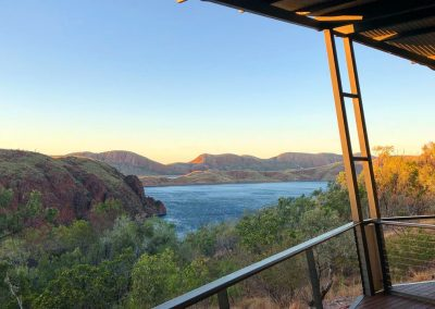 OUTBACK HORIZONS - Morning View of Lake Argyle