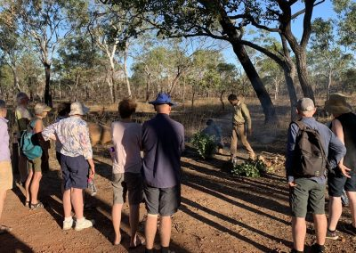 OUTBACK HORIZONS - Welcome to Country Smoking Ceremony