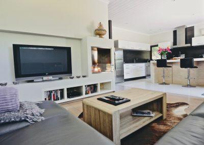 Losari Retreat Garden Spa Villa Lounge